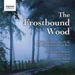 CD Cover Art of The Frostbound Wood